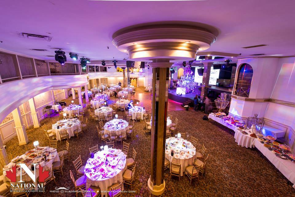 Wedding Venues Toronto National Event Venue Wedding Reception