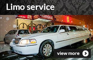 Limo service - Toronto