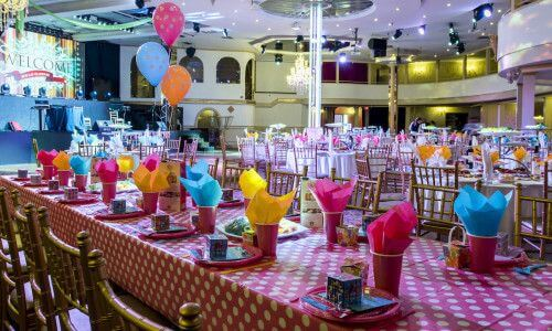 Birthday party venues - Toronto