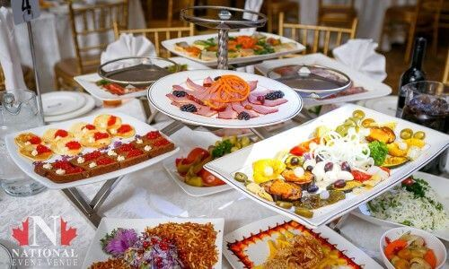 Event catering - dish