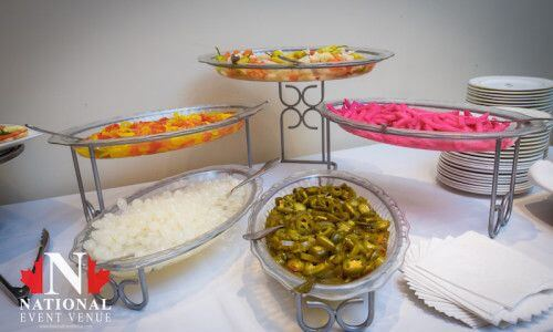Catering service - food