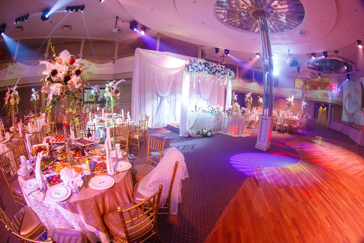 Wedding party at Nationaleventvenue