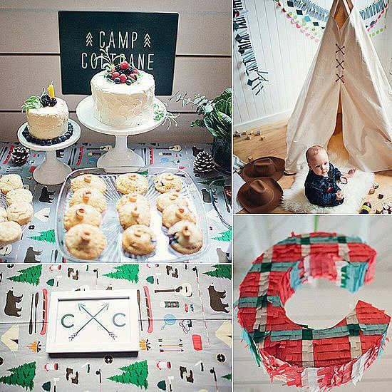 First Birthday Party Ideas Themes