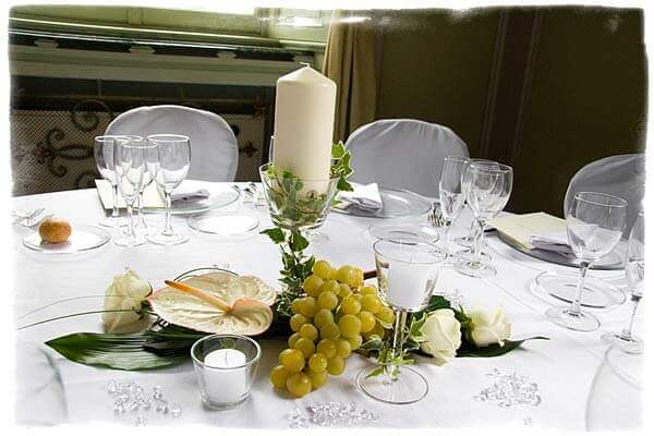 Wedding tables decorations ideas innovative budget food lantern when thinking about wedding table decorations its easy to feel that you should always use decorations which fit with your overall wedding theme junglespirit Image collections