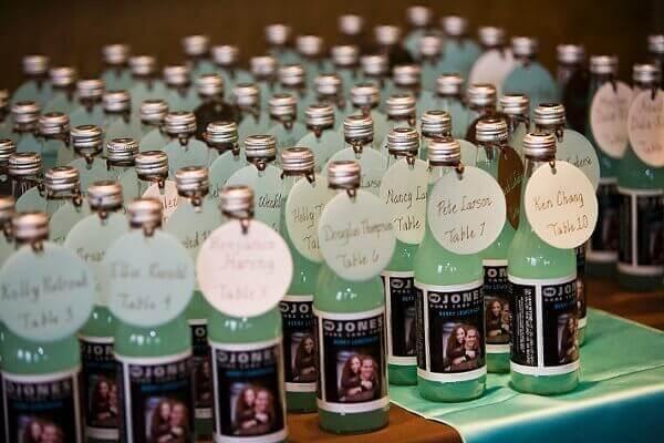 wedding bottles